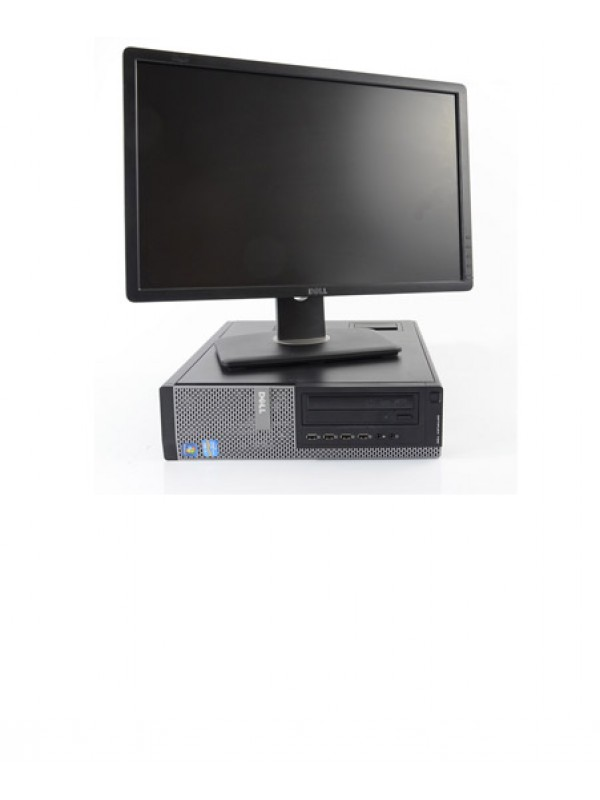 DELL Optiplex 990 (Core i5, 8GB RAM, SSD 120GB) +  monitor DELL 22' P2210 DELL  DELL Optiplex 990 + DELL 22' P2210